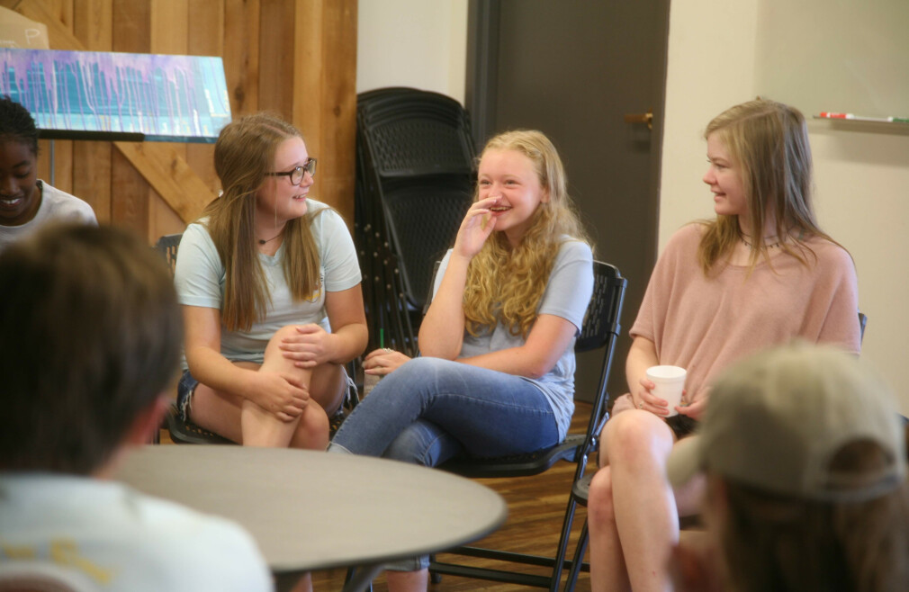 Safehouse - Youth Group
