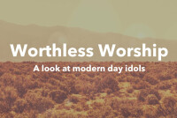 Worthless Worship