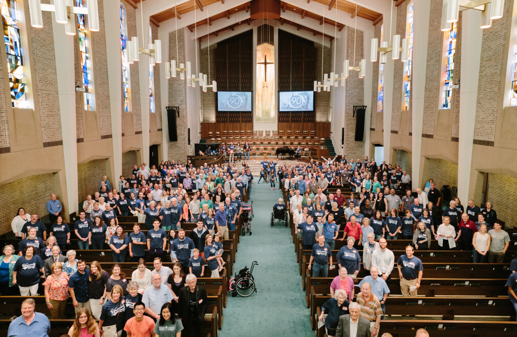 UBC Worship Service | In-Person & Online