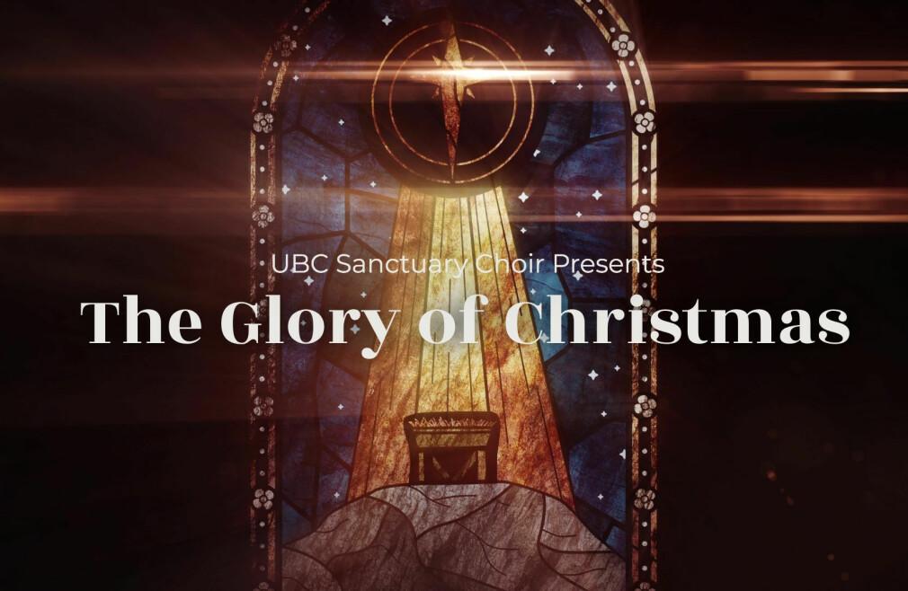 Sanctuary Choir Christmas Program