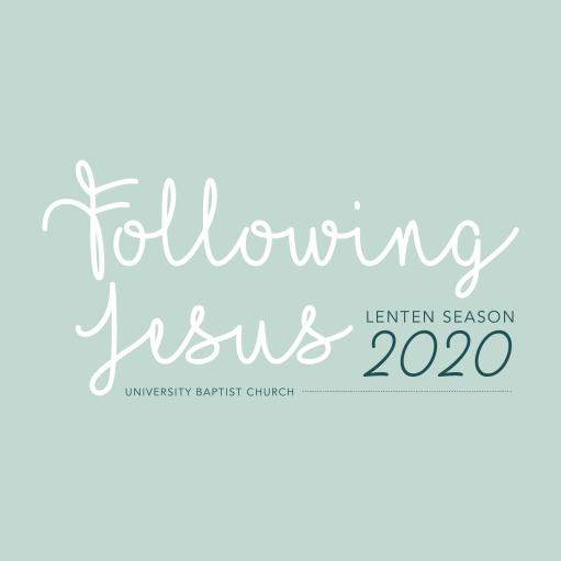 2020 Lent Devotional Guide