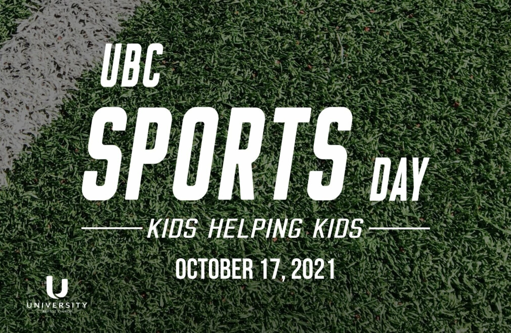 UBC Sports Day